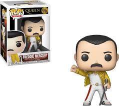 Funko Pop Rocks: Queen - Freddie Mercury #96