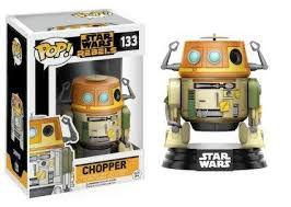 Funko Pop: Star Wars - Chopper #133