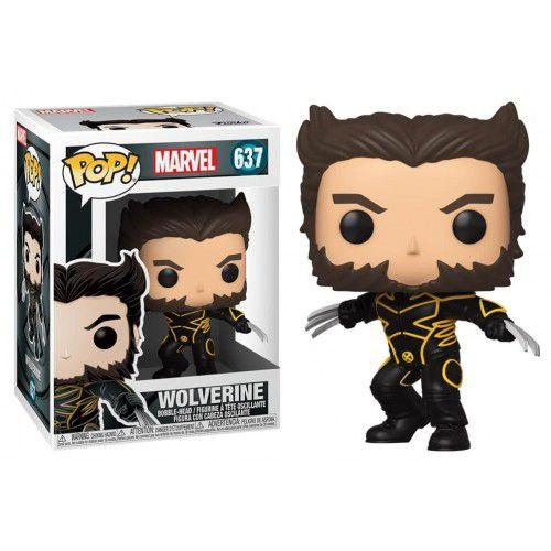 Funko Pop: Marvel - Wolverine #637