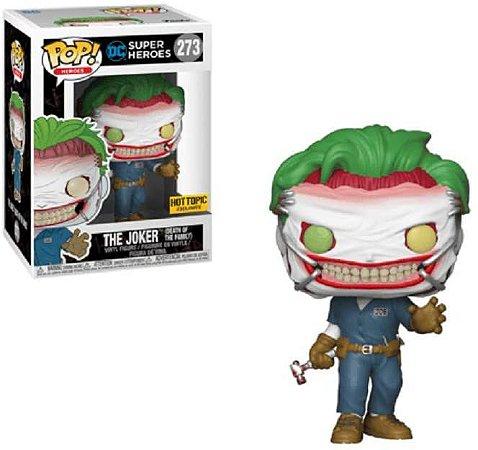 Funko Pop Heroes: Super Heroes - The Joker #273