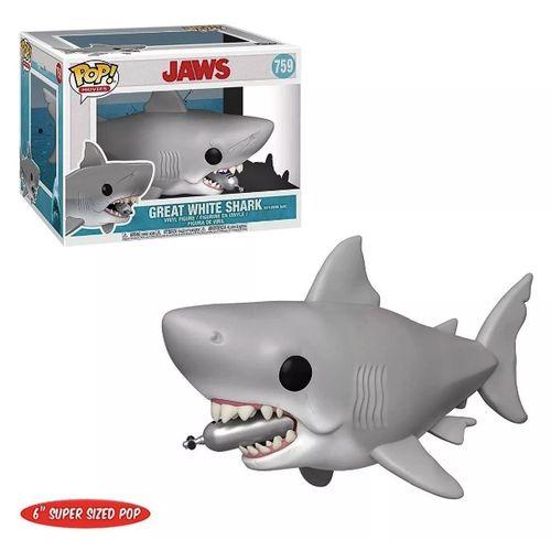 Funko Pop Movies: Jaws - Great White Shark #759