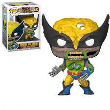 Funko Pop: Marvel Zombies - Zombie Wolverine #662