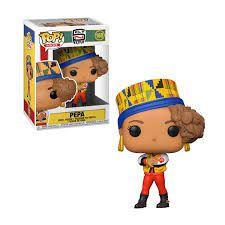 Funko Pop Rocks: Pepa #168