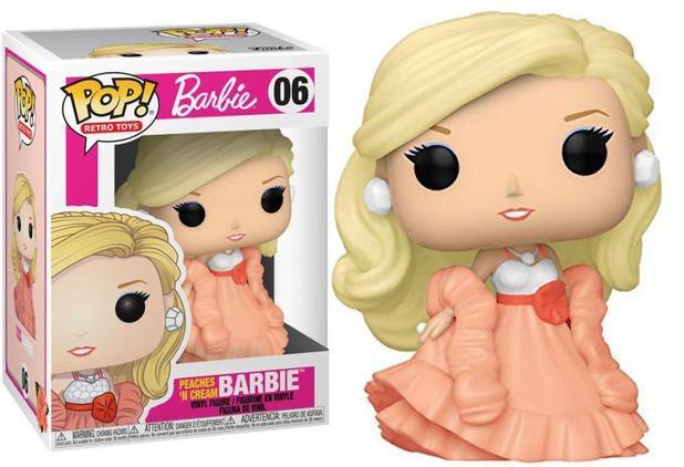 Funko Pop Retro Toys: Barbie #06
