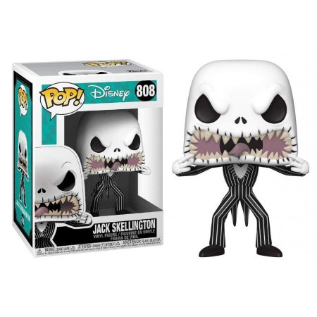 Funko Pop: Disney - Jack Skellington #808