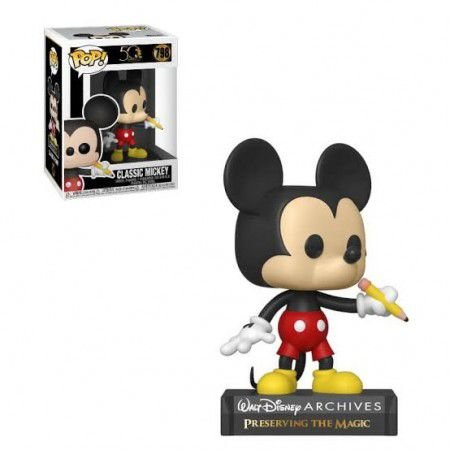 Funko Pop: Disney - Classic Mickey #798