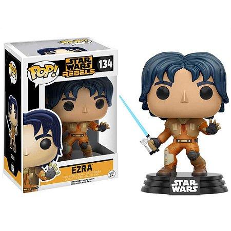 Funko Pop: Star Wars - Ezra #134
