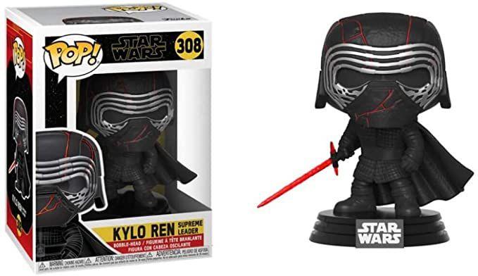 Funko Pop: Star Wars - Kylo Ren #308