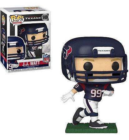 Funko Pop Football: Houston Texans - J.J. Watt #149