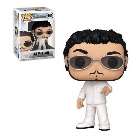 Funko Pop Rocks: Backstreet Boys - Aj Mclean #141