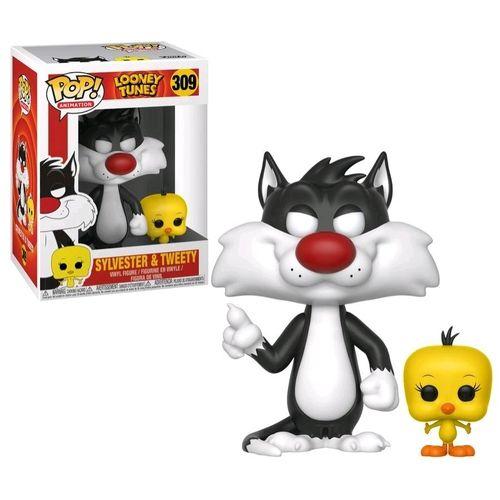 Funko Pop: Looney Tunes - Sylvester & Tweety #309