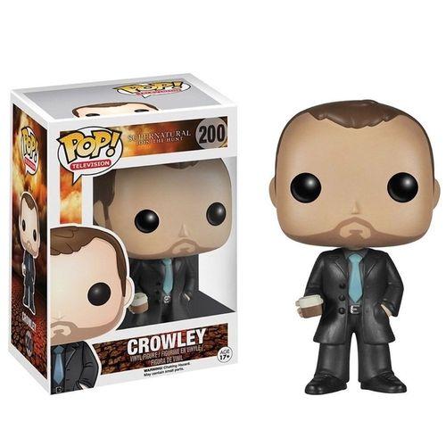 Funko Pop Television: Supernatural - Crowley #200