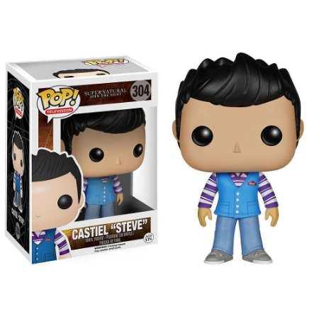 "Funko Pop Television: Supernatural - Castiel ""Steve"" #304"
