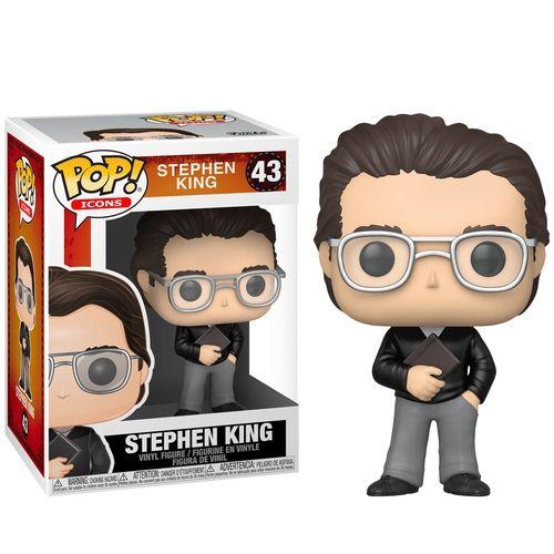 Funko Pop Icons: Stephen King #43