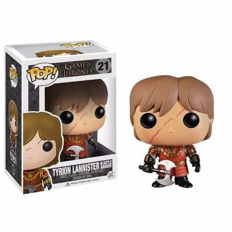 Funko Pop: Game Of Thrones - Tyrion Lannister #21