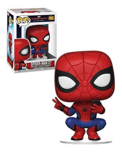 Funko Pop: Spider-man Far From Home - Spider-Man #468