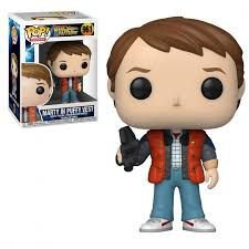 Funko Pop Movies: Back To The Future - Marty In Puffy Vest #961