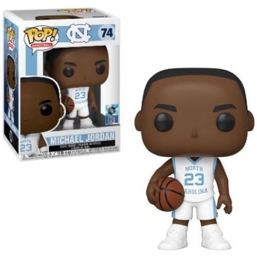 Funko Pop Basketball: NBA - Michael Jordan NBA #74