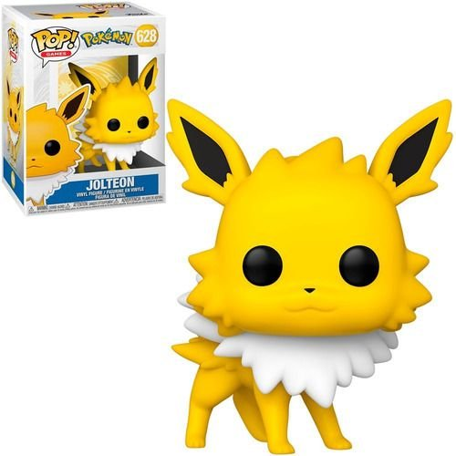 Funko Pop Games - Pokemon - Jolteon #628