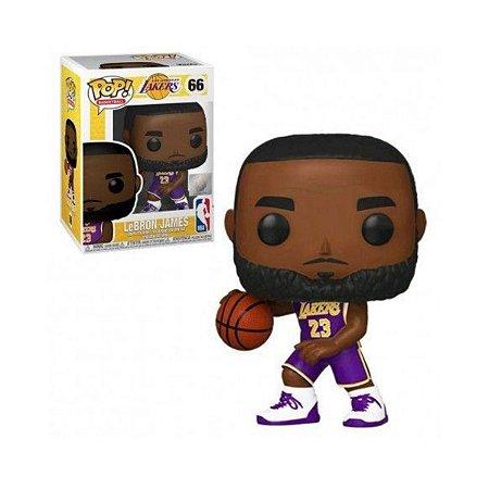 Funko Pop Basketball: Lakers - Lebron James #66