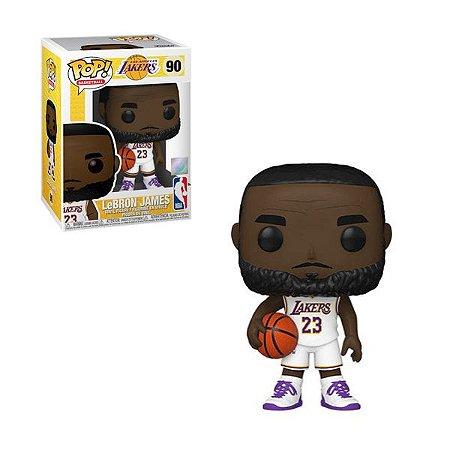 Funko Pop Basketball: Lakers - Lebron James #90