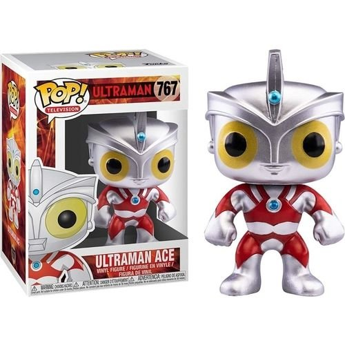 Funko POP! Television: Ultraman - Ultraman Ace #767