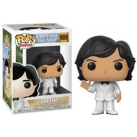 Funko POP! Television: Fantasy Island - Tattoo #989