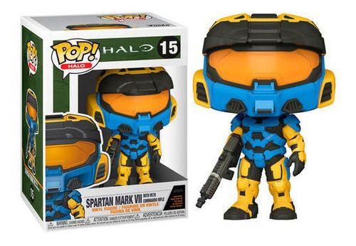 Funko POP! Games: Halo - Spartan Mark VII #15