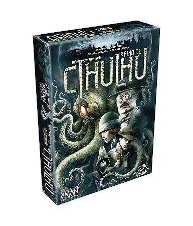 Board Game: Galápagos Jogos - Reino de Cthulhu