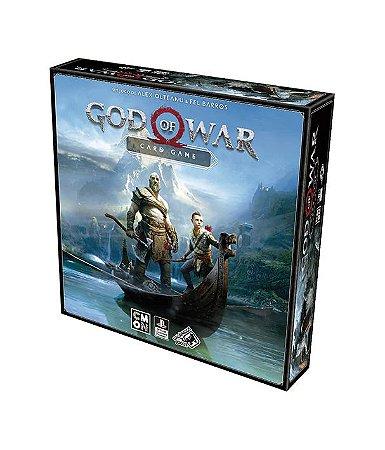 Board Game: Galápagos Jogos - God Of War