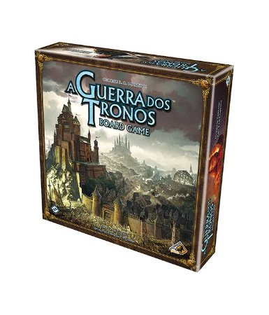 Board Game: Galápagos Jogos - A Guerra Dos Tronos