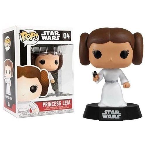 Funko Pop: Star Wars - Princess Leia #04