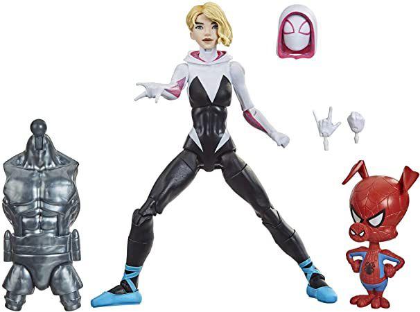 Gwen Stacy Marvel Legends Series | Spiderverse - Baf Of Stilt-Man