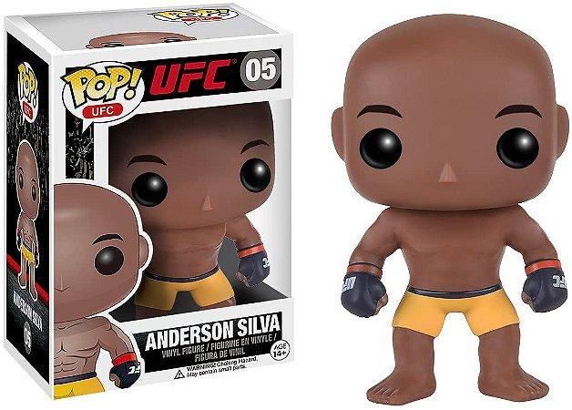 Funko Pop UFC: Anderson Silva #05