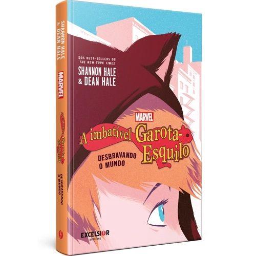 Livro - A Imbatível Garota-Esquillo