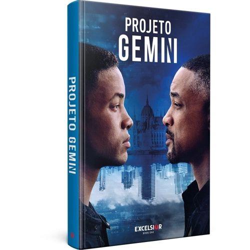 Livro - Projeto Gemini