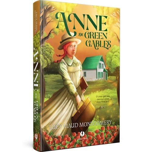 Livro - Anne De Green Gables Edição De Luxo