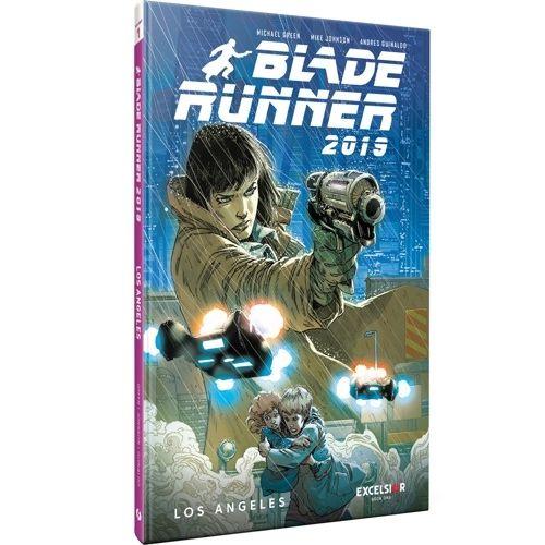 Livro - Blade Runner Los Angeles 2019