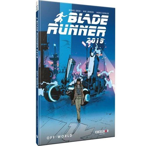 Livro - Blade Runner Off-World 2019