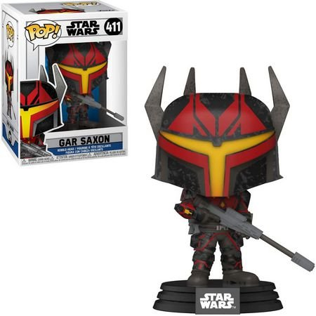 Funko Pop: Star Wars - Gar Saxon #411