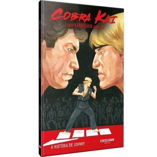 Livro: Cobra Kai - A saga Karate Kid continua