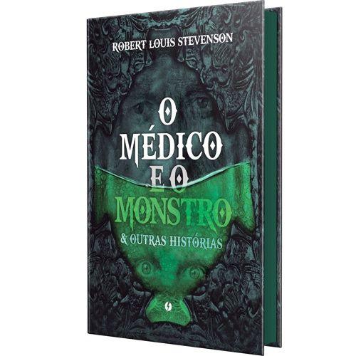 Livro: O medico e o monstro e outras histórias