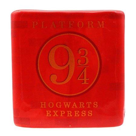 Harry Potter 9 3/4 - Caneca Quadrada