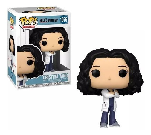 Funko POP! TV: Gray's Anatomy - Cristina Yang