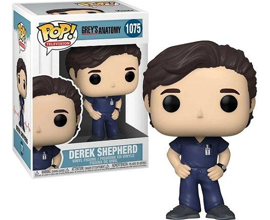Funko POP! TV: Gray's Anatomy -   Derek Shepherd