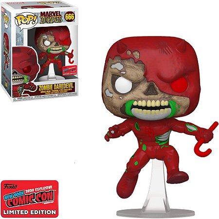 Funko Pop - Exclusive Marvel Zombie - Daredevil #666