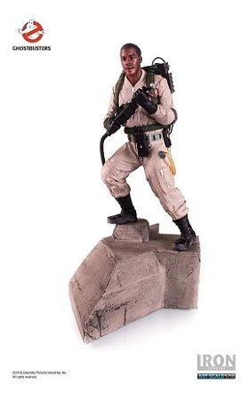Action Figure: Iron Studios Winston Zeddmore Art Scale 1/10 Ghostbusters