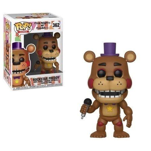 Funko Pop Games: Five Nights At Freddy's - Rockstar Freddy #362