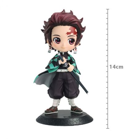 ACTION FIGURE: DEMON SLAYER/KIMETSU NO YAIBA - TANJIRO KAMADO - Q POSKET