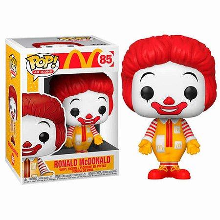 Funko Pop! Ad Icons: McDonalds - Ronald McDonalds #85